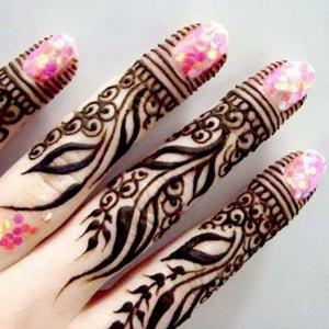 Henna Tattoo Filter Eyebrow Queen Salon